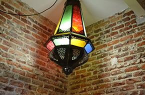 detalle iluminación salas eventos madrid