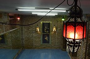 alquiler iluminación salas yoga en madrid